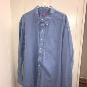 Izod button down